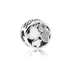 Charms Pandora - Miłosne Serca 792143CZ