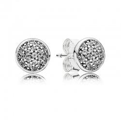 Kolczyki Pandora ze srebra 290725CZ