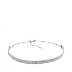 Srebrny choker Pandora Reflexions 398252