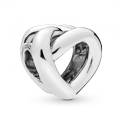 Charms Pandora - Zaplątane serce 798081