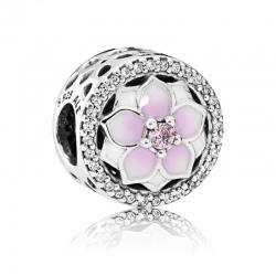 Charms Pandora - Drobna Magnolia 792085PCZ