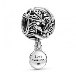 Charms Pandora - Miłość ważki 798814C00