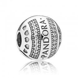 Klips Pandora - Logo Pandora 797433CZ