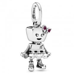 Zawieszka Pandora - Punkowa Bella Bot 798245ENMX