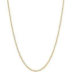 Klasyczny naszyjnik z łańcuszka z ogniwkami Shine 368727C00-45