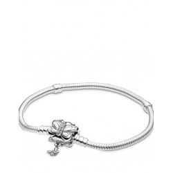 Srebrna bransoletka Pandora - Motyl Moments 597929CZ