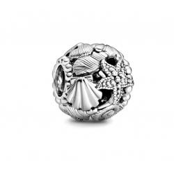 Charms Pandora - Rozgwiazda, muszle i serca 798950C00