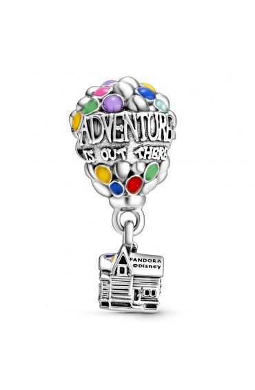 Charms Pandora - Disney, Dom z balonami 798962C01