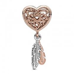 Charms Pandora Rose - Ażurowy łapacz snów 789068C00
