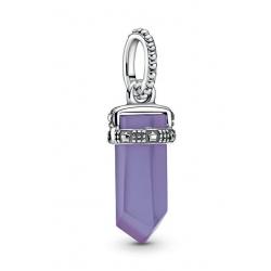 Zawieszka Pandora - Fioletowy amulet 399185C01