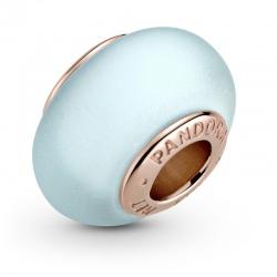 Charms Pandora Rose - Błękitne murano 789420C00