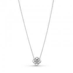Naszyjnik Pandora - Płatki róży 399370C01-45