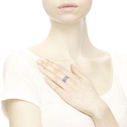 Pandora Pierścionek ze srebra, Cyrkonia Sześcienna