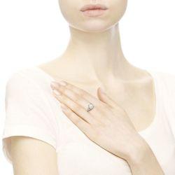 Pandora Pierścionek ze srebra, Biała Perła Słodkowodna