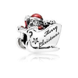 Charms Pandora - Świąteczne Sanie Św. Mikołaja 792004CZ