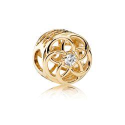 Charms Pandora - Kwitnąca Miłość 750598CZ