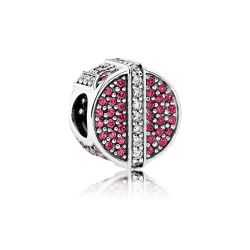 Charms Pandora - Lśniący Bałwan 792001CZ