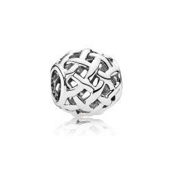 Charms Pandora - Ażurowy koszyczek